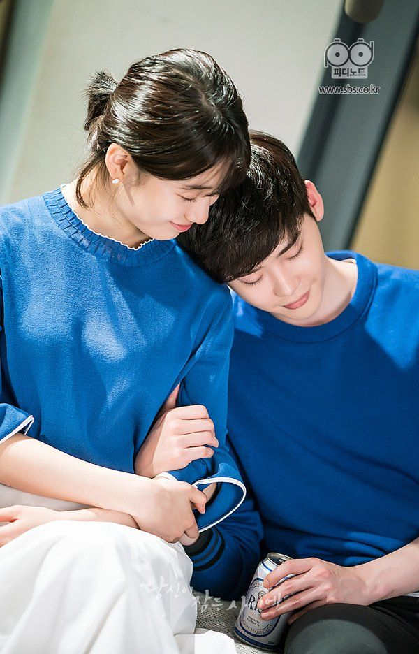 Lee jong suk ❤❤ while you were sleeping drama ^^