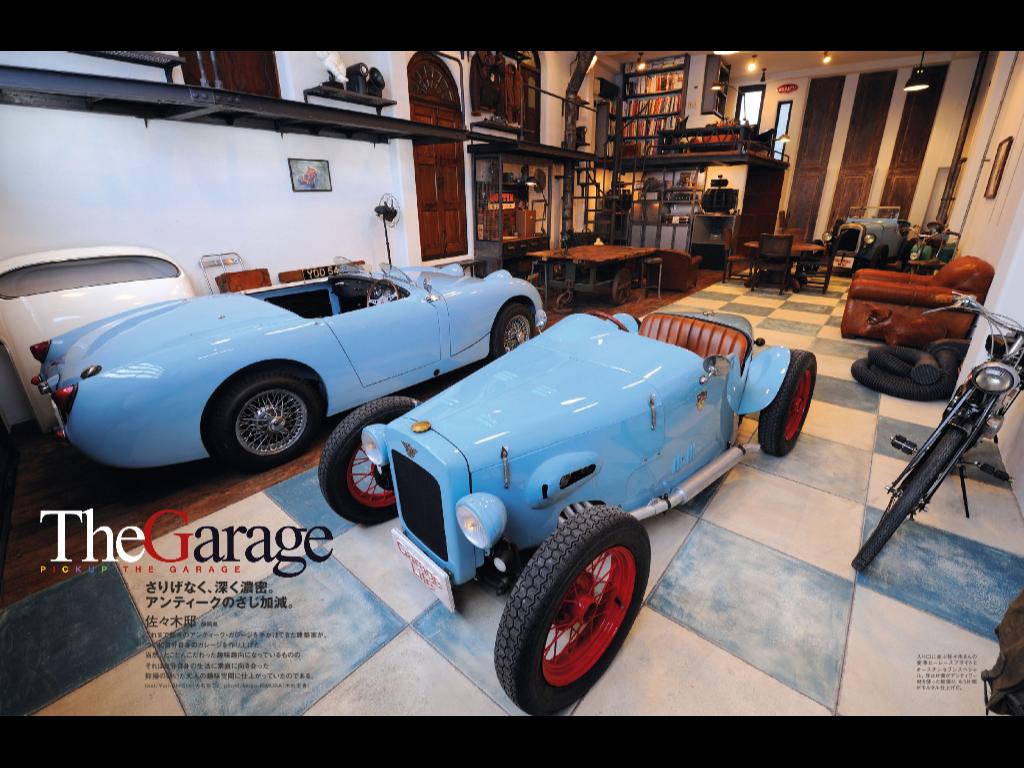My dream garage credit to garage life magazine garage for Credit garage auto