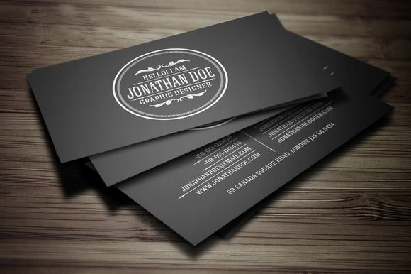 Vintage business card by alauddinsarker on creativemarket design vintage business card templates size with bleed resolution 300 dpi color mode cmyk photoshop prin by orcshape flashek Images