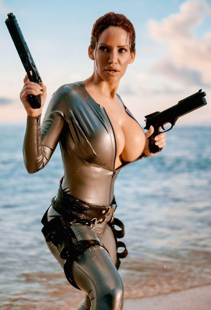 Bianca Beauchamp videogame / Comic Vine | Lara Croft! Tomb