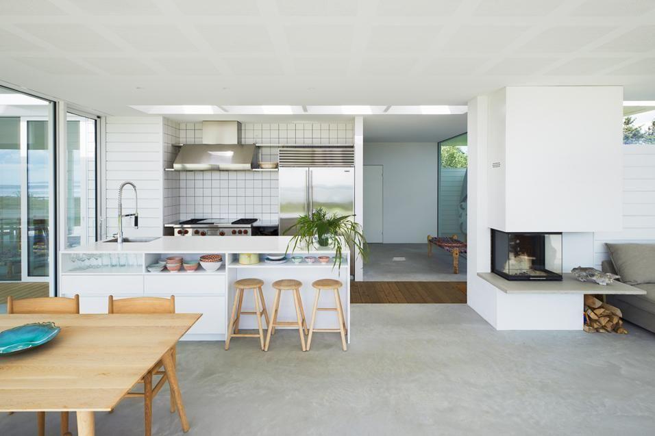Vediamo più nel dettaglio come progettare e arredare una cucina a vista sul soggiorno. Pin Su Furniture