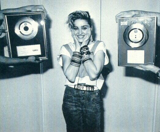 B W Madonna 80s I Heart Madonna Pinterest Madonna
