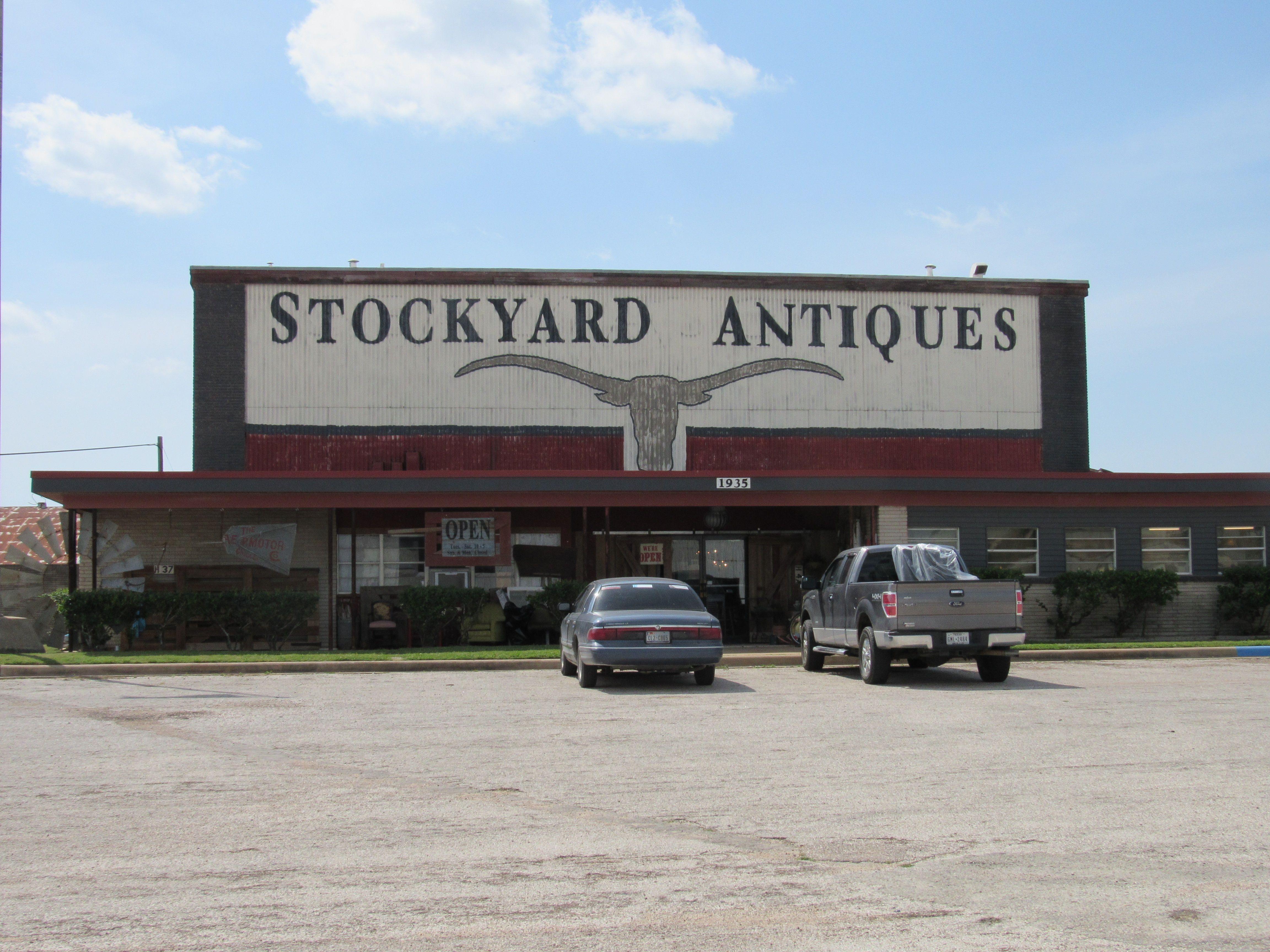 Stockyard Antiques 1935 Tx 36 Sealy Tx 77474 770 503 6611