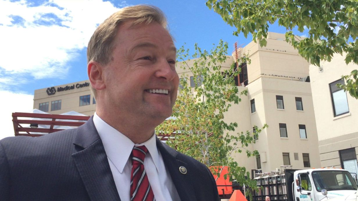 Us senator dean heller to take technology science