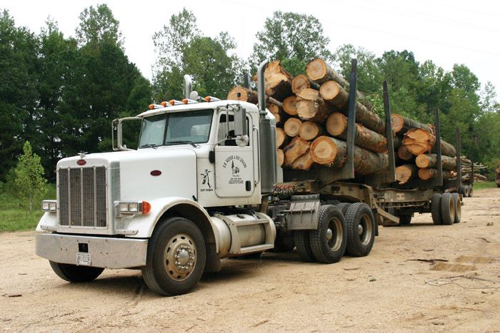 Peterbilt, Alabama | Trucks Logger Logging-Hauling ...
