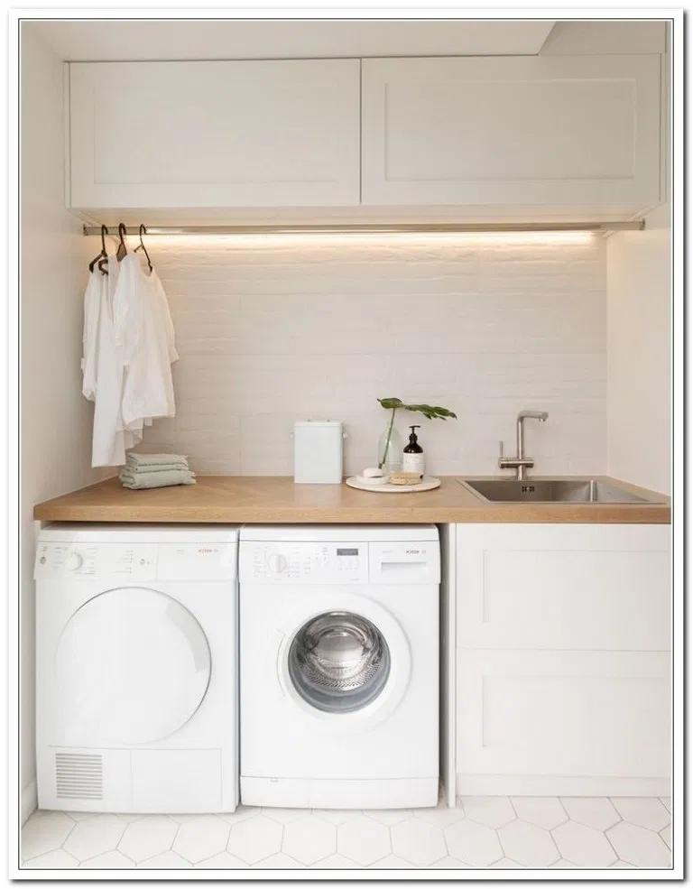 Photo of 39+ Erstaunlich inspirierende Designideen für kleine Waschküchen für kleine R…