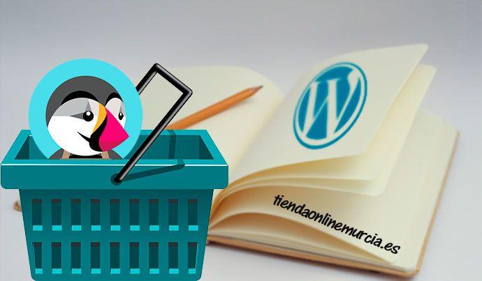 Cómo añadir un blog Wordpress en Prestashop http://www.tiendaonlinemurcia.es/poner-blog-wordpress-prestashop/