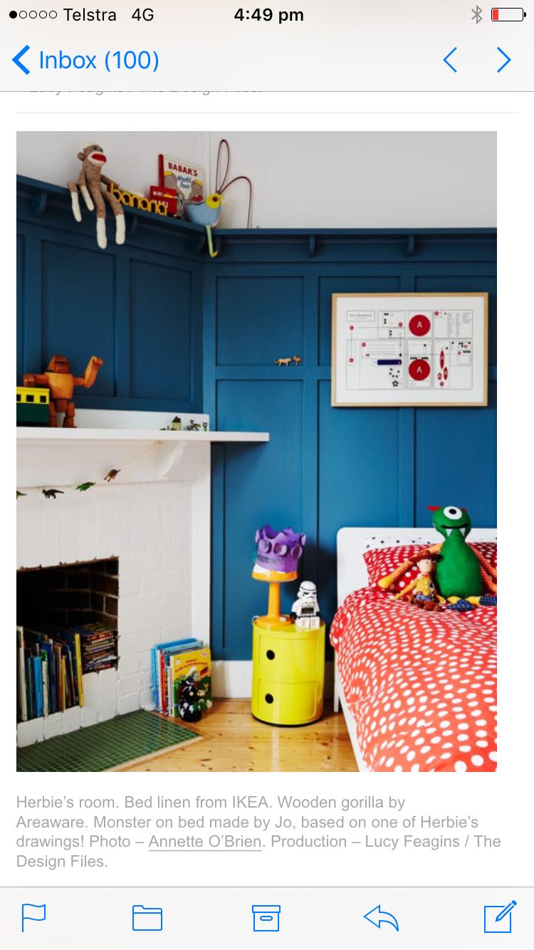 Pin von 170QM auf Nursery/ Kidsroom The design files