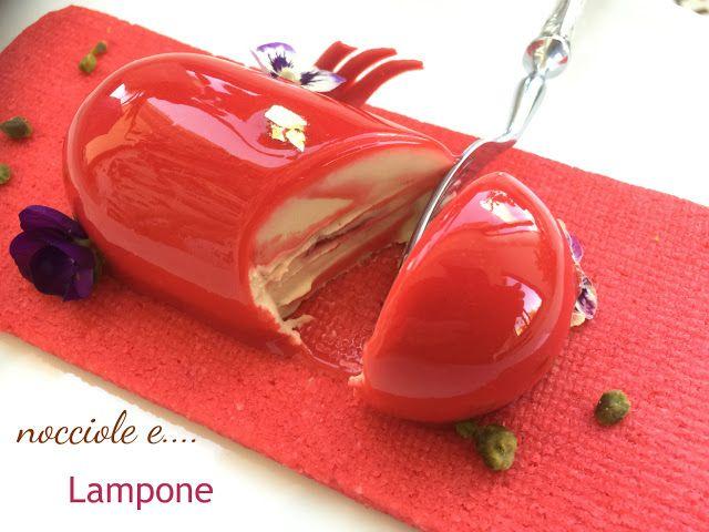 Nocciole & Lampone   I Dolci di Pinella