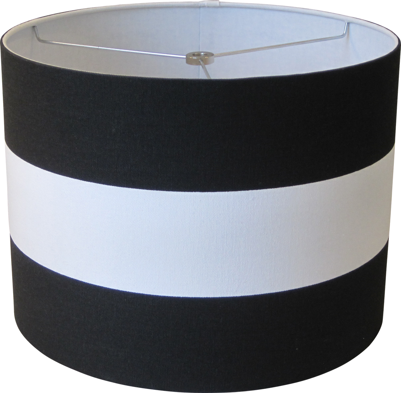 lampshapes.com - Black and White Striped Lamp Shade - Drum, $84.99 ...:lampshapes.com - Black and White Striped Lamp Shade - Drum, $84.99 with FREE,Lighting