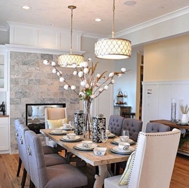 Pin By Jeanmarie Sandford On Home Inspiration Dining