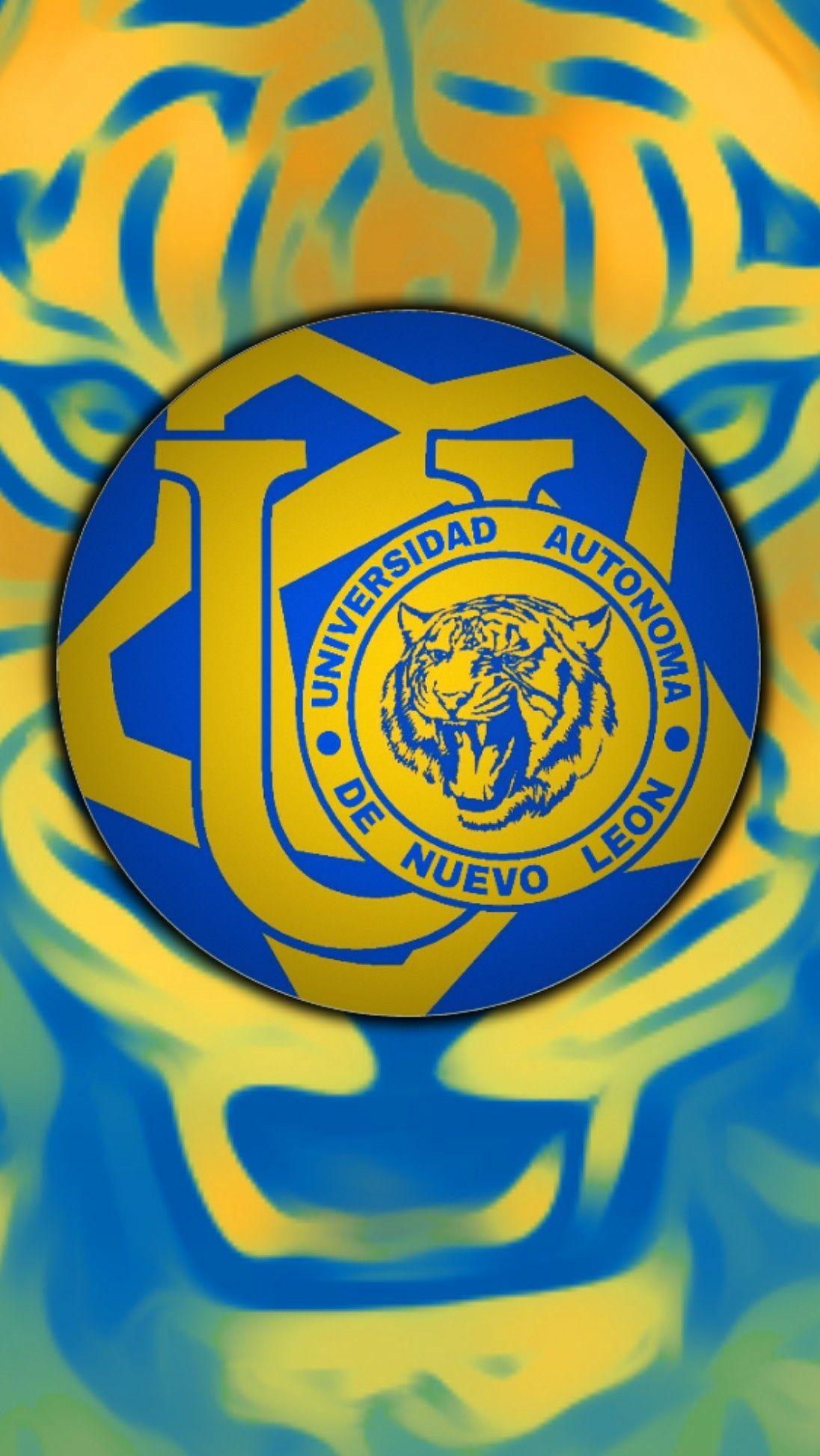 Tigres UANL Escudo 70's Fondo de Pantalla Tigres uanl