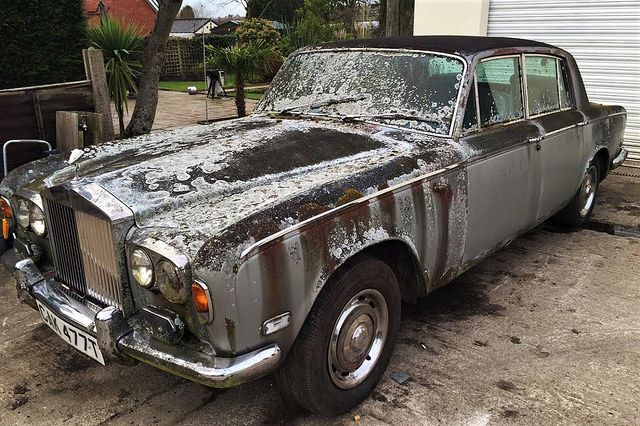 Old Cars - Rolls Royce #cliccars #collectionofcliccars #70 ...