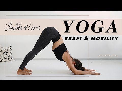 Power Yoga für Kraft und Beweglichkeit | Arme, Schultern & Bauch | Vorübungen Unterarmstand