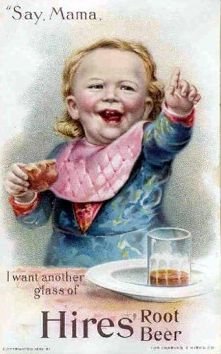creepy kid ad