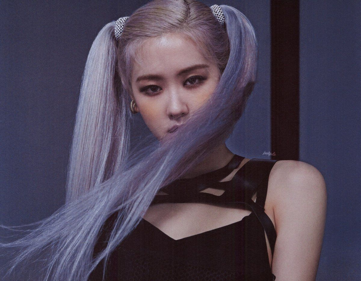 Rosé and her powerful voice