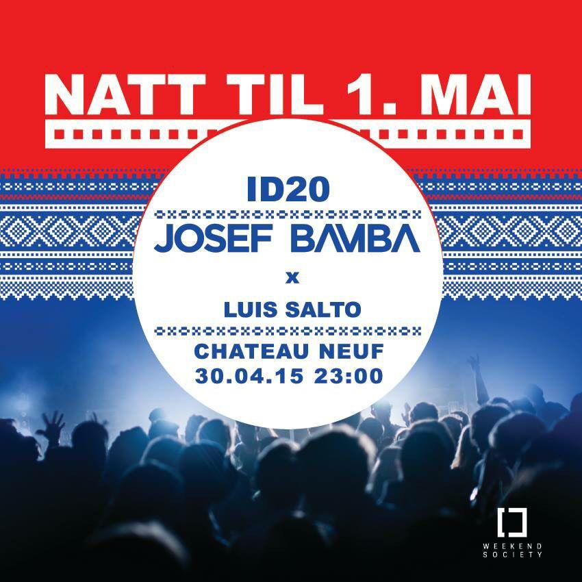 98223e47 Natt til 1. mai setter vi Oslo på hodet! | Weekend Society | Movie ...