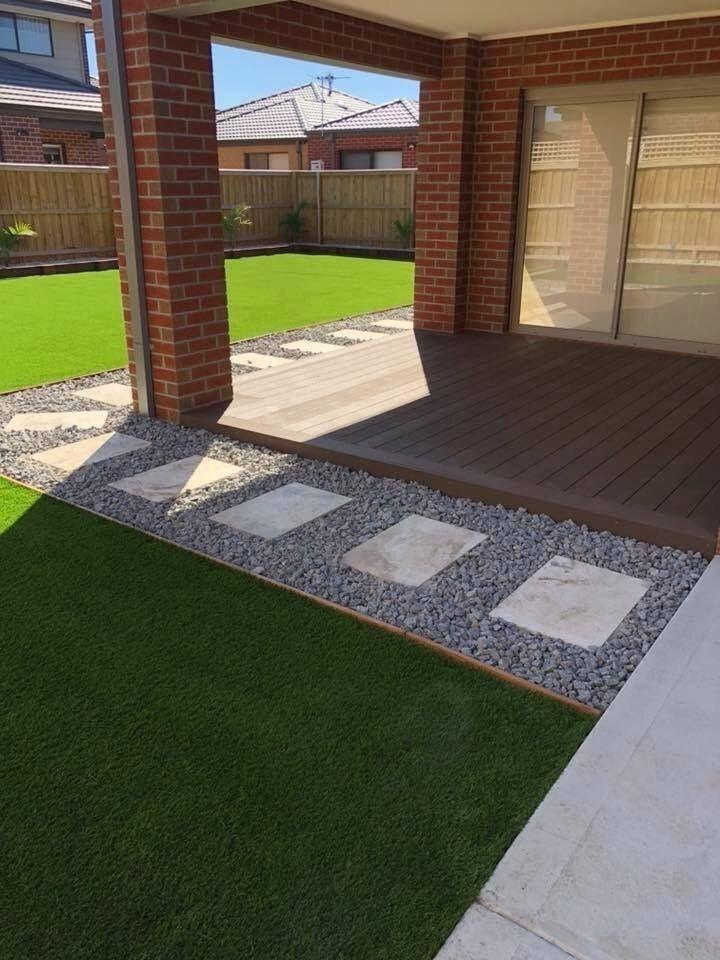 Pin on grass on Non Grass Backyard Ideas id=69713