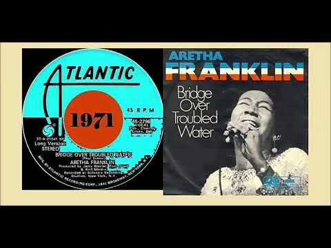 Aretha Franklin Bridge Over Troubled Water Vinyl Youtube In