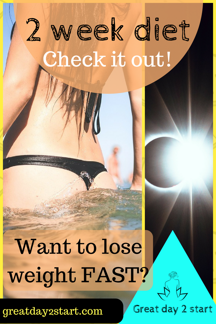 2 Week Diet Lose Weight In 2 Weeks Weight Loss Tips What To