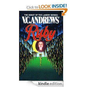 Ruby Landry V C Andrews Books I Love Books Book Worth Reading