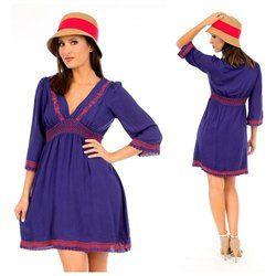#Stanzino                 #ApparelDresses           #Stanzino #Women's #Sleeve #V-neck #Empire #Casual #Dress                     Stanzino Women's 3/4 Sleeve V-neck Empire Casual Dress                                                  http://www.snaproduct.com/product.aspx?PID=8078123