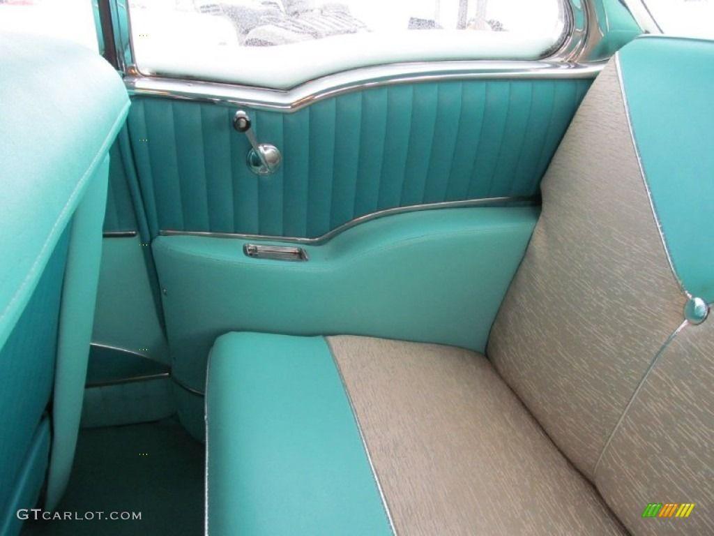 Amazing 1956 Chevrolet Bel Air 2 Door Hardtop Interior Color Photos Beutiful Home Inspiration Semekurdistantinfo