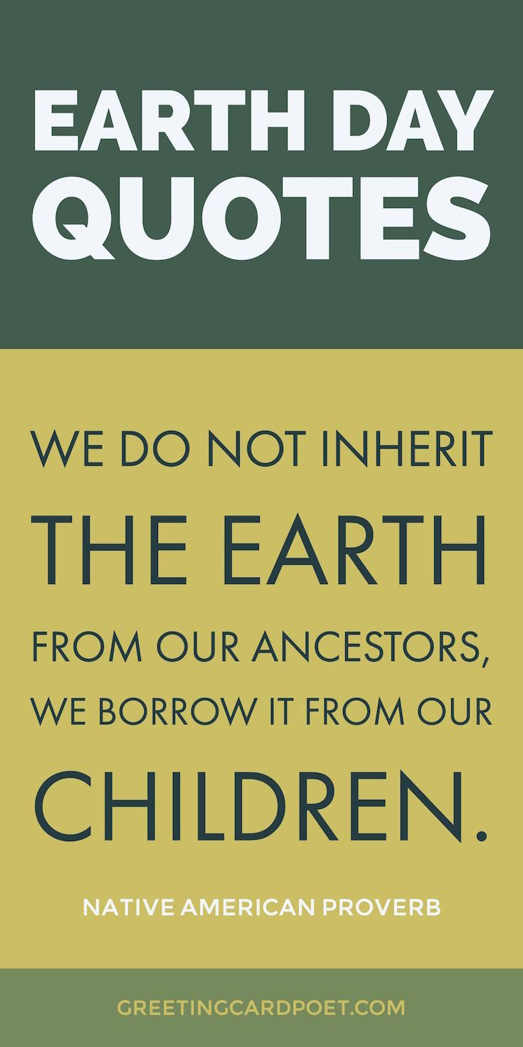 Inspirational Slogans Earth Day Quotes Slogans And Sayingsapril 22 2017What Is