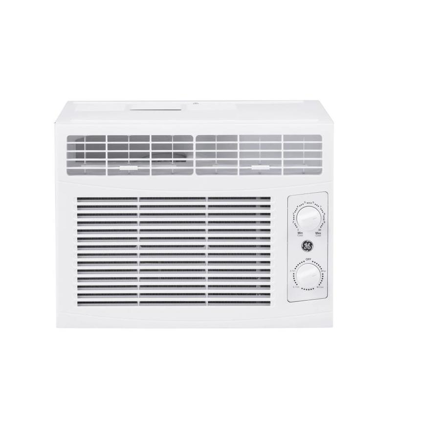 GE 150sq ft Window Air Conditioner (115Volt; 5000BTU