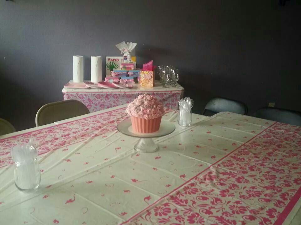Muffin display