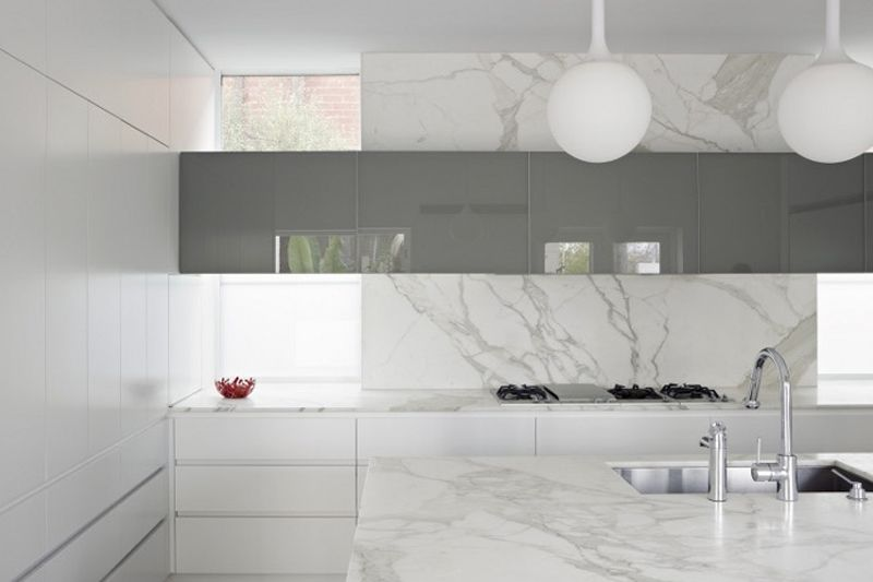 Weiße Küche, Bank Dies ist die neueste Informationen auf die Küche ...