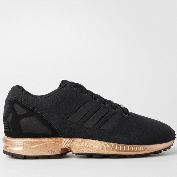 adidas zx flux rose gold damen