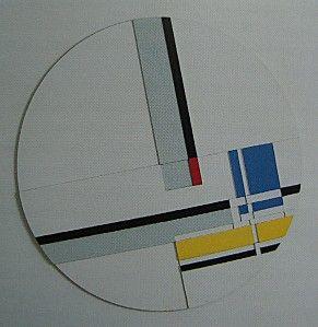 Jean Gorin - Composition n°36 - 1937
