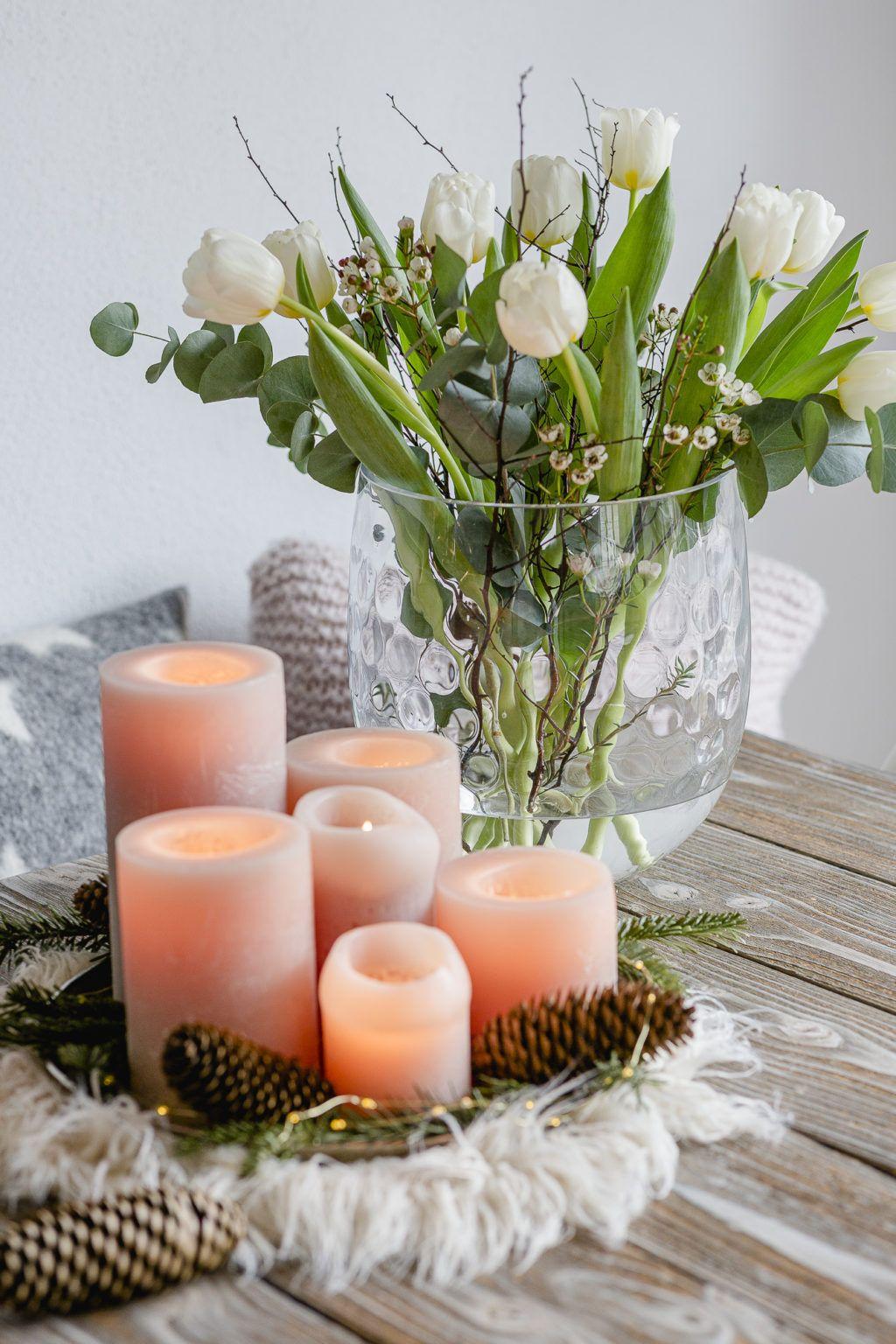 Winterdeko oder die plötzliche Leere nach Weihnachten • Pomponetti
