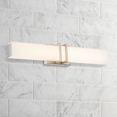 Browse all led bathroom lighting at lamps plus hundreds of beautiful led vanity lights and bath bars enjoy superior light quality and energy efficient