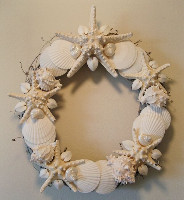 Hearts And Stars Wreath Marjorie Stafford Design