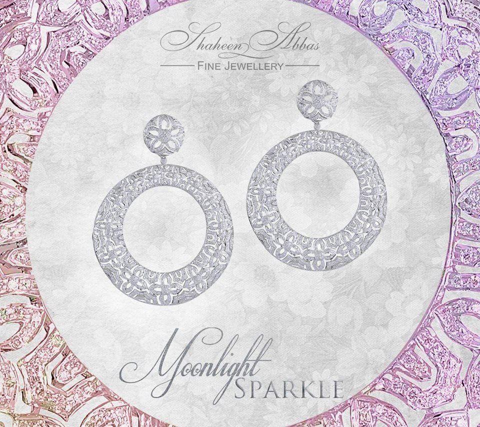 Exuding exuding eternal sparkle of handcrafted diamondsshaheen abbas