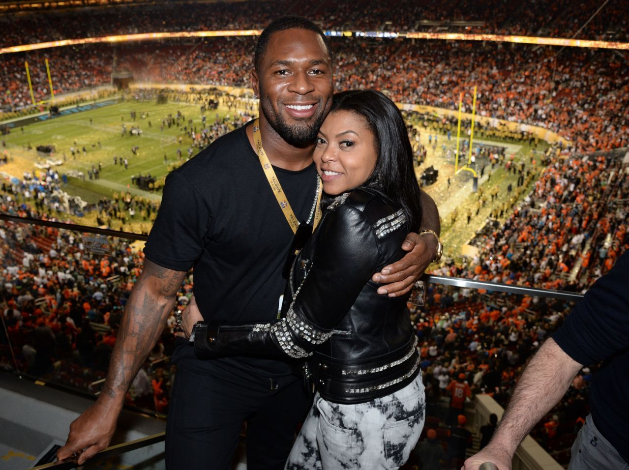 'Officially off the market' Taraji P. Henson is engaged