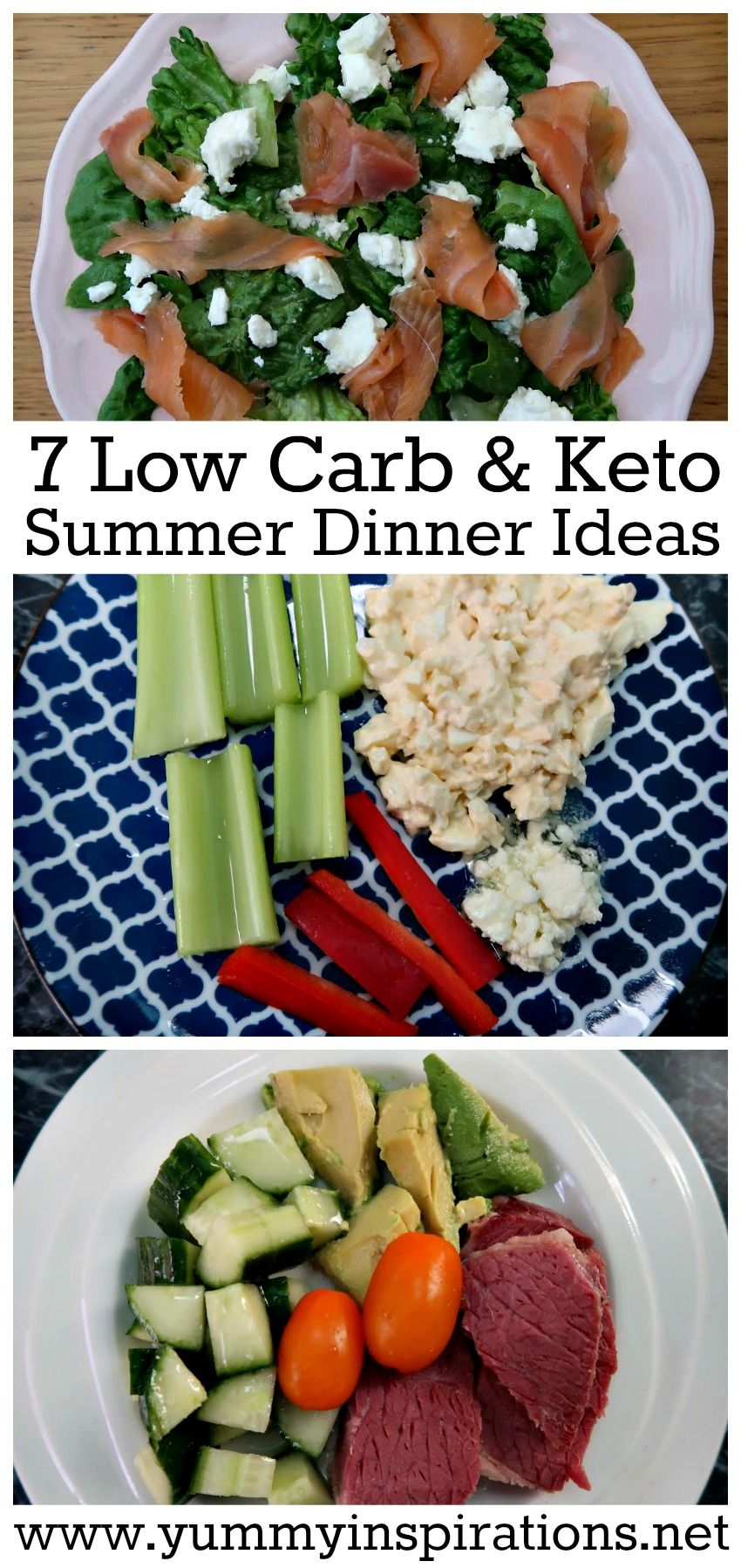 7 Keto Diet Low Carb Summer Dinner Recipes Ideas Keto And Low