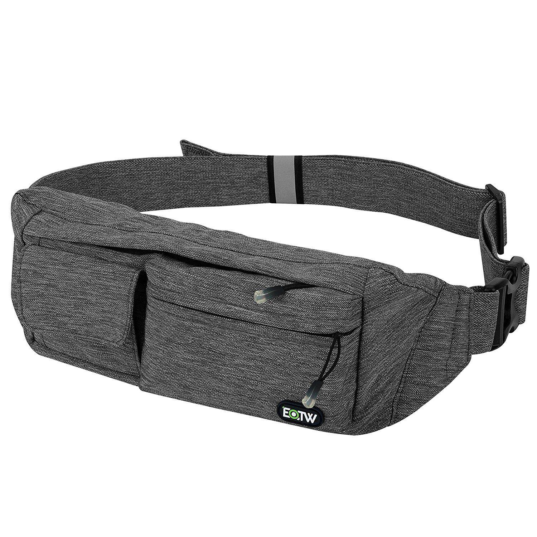 e41bc56f08ab EOTW Fanny Pack Waist Bag Travel Pocket Sling Chest Shoulder Bag ...