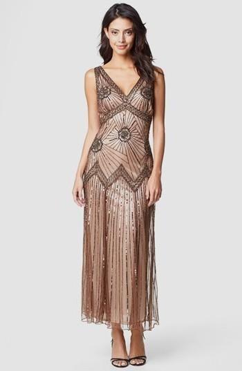 1920s Evening Dress   Party-ruhák és kiegészítők   Pinterest
