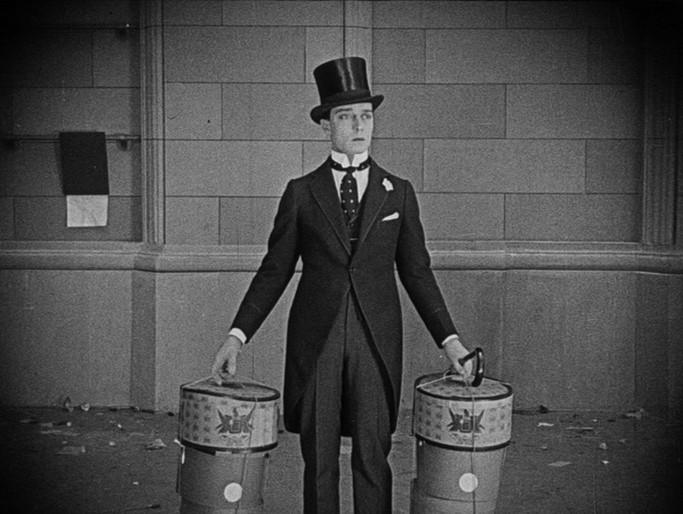 Image result for buster keaton the saphead