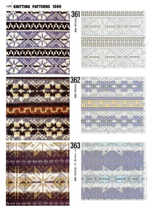 Norwegian patterns | Рисунки жаккард | Pinterest | Patrones, Tejido ...
