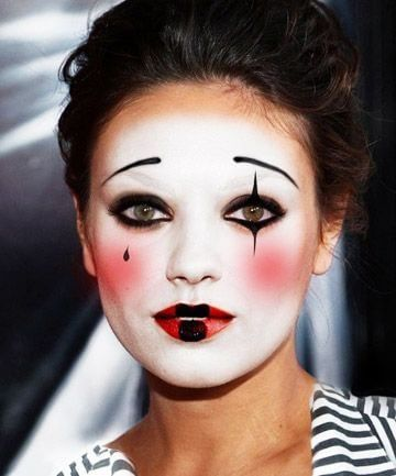 13 Pretty Scary Halloween Makeup Ideas That You Have To See To - halloween makeup ideas easy