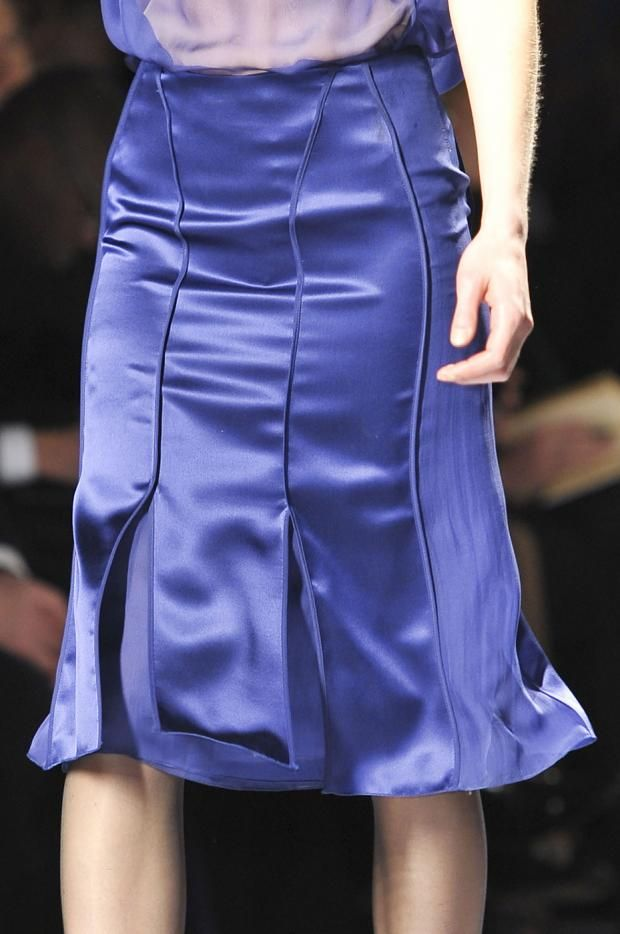 Mike Kagee Fashion Blog: ALBERTA FERRETTI AUTUMN/WINTER 2012/2013 COLLECTION CLOSE-UP MILAN