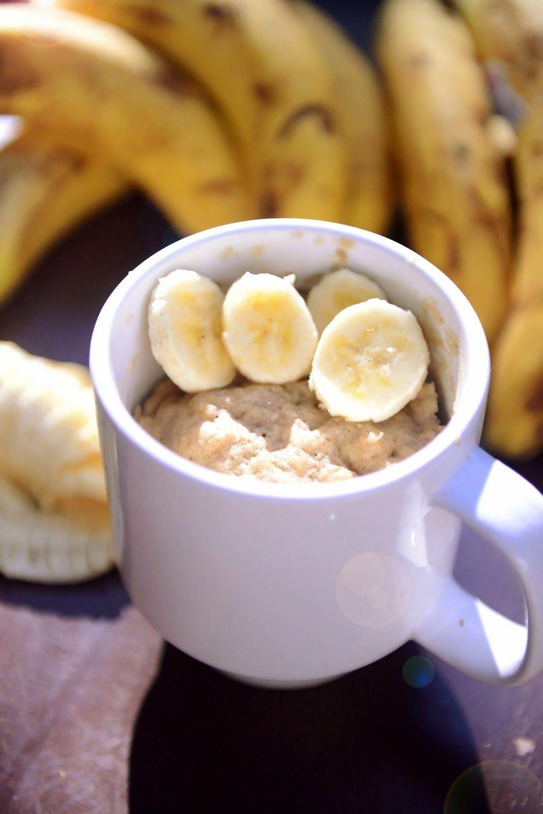 Eat Your Veggiez: 3-minute Banana Bread (no egg) in a Mug ...