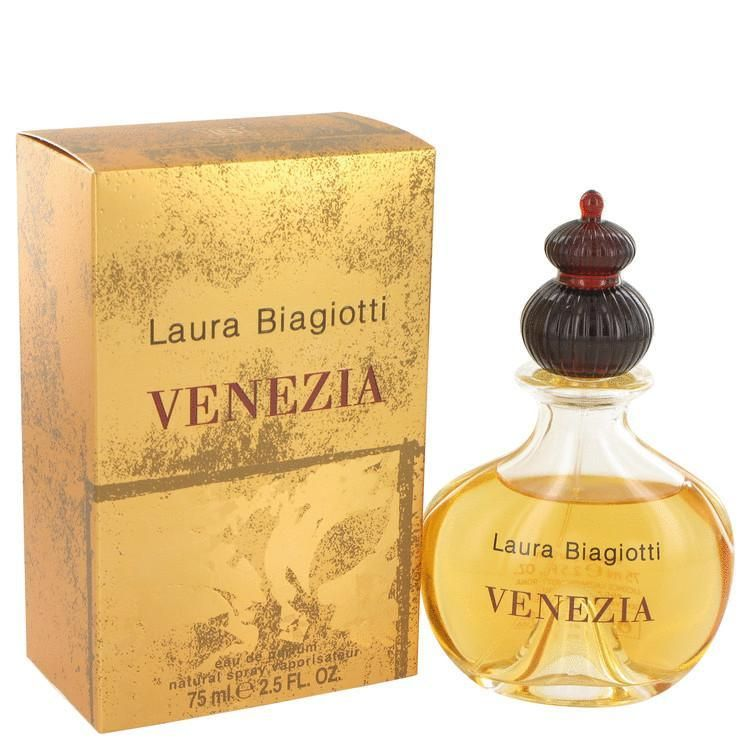 Venezia By Laura Biagiotti Eau De Parfum Spray 2 5 Oz Laura Biagiotti Parfum Online Shoppen