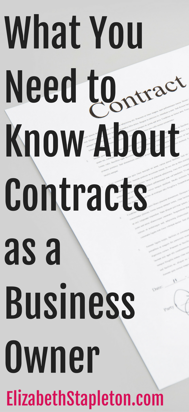 Freelance Contracts What You Need To Know Success Business