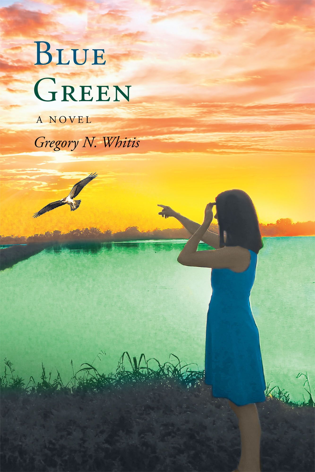 """Books   Page Publishing Author Gregory N. Whitis's new book """"Blue Green"""" is a riveting story of social justice in the steamy backwoods of the Mississippi Delta."""