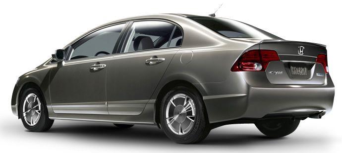 Delightful Honda Civic Hybrid 13